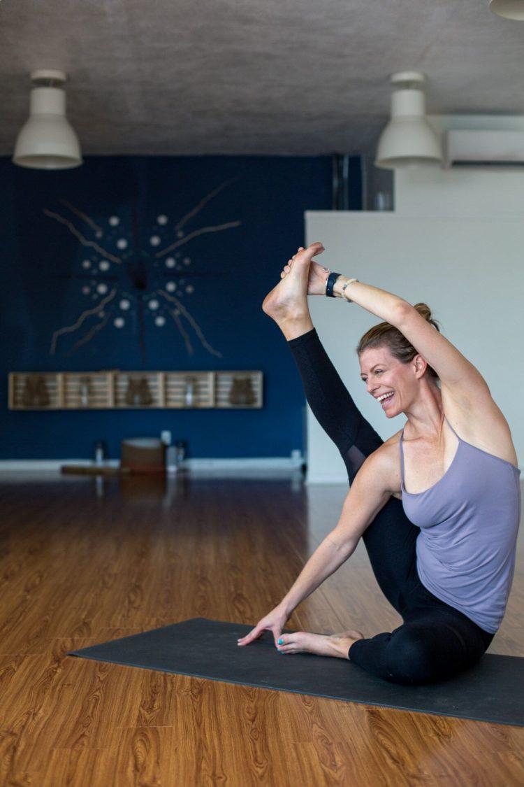 Bethany Eanes Yoga