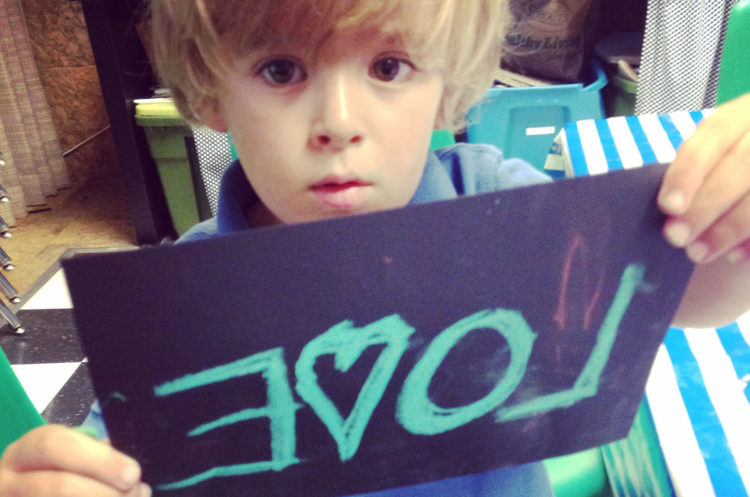I Am Love: One boy's story of living with autism