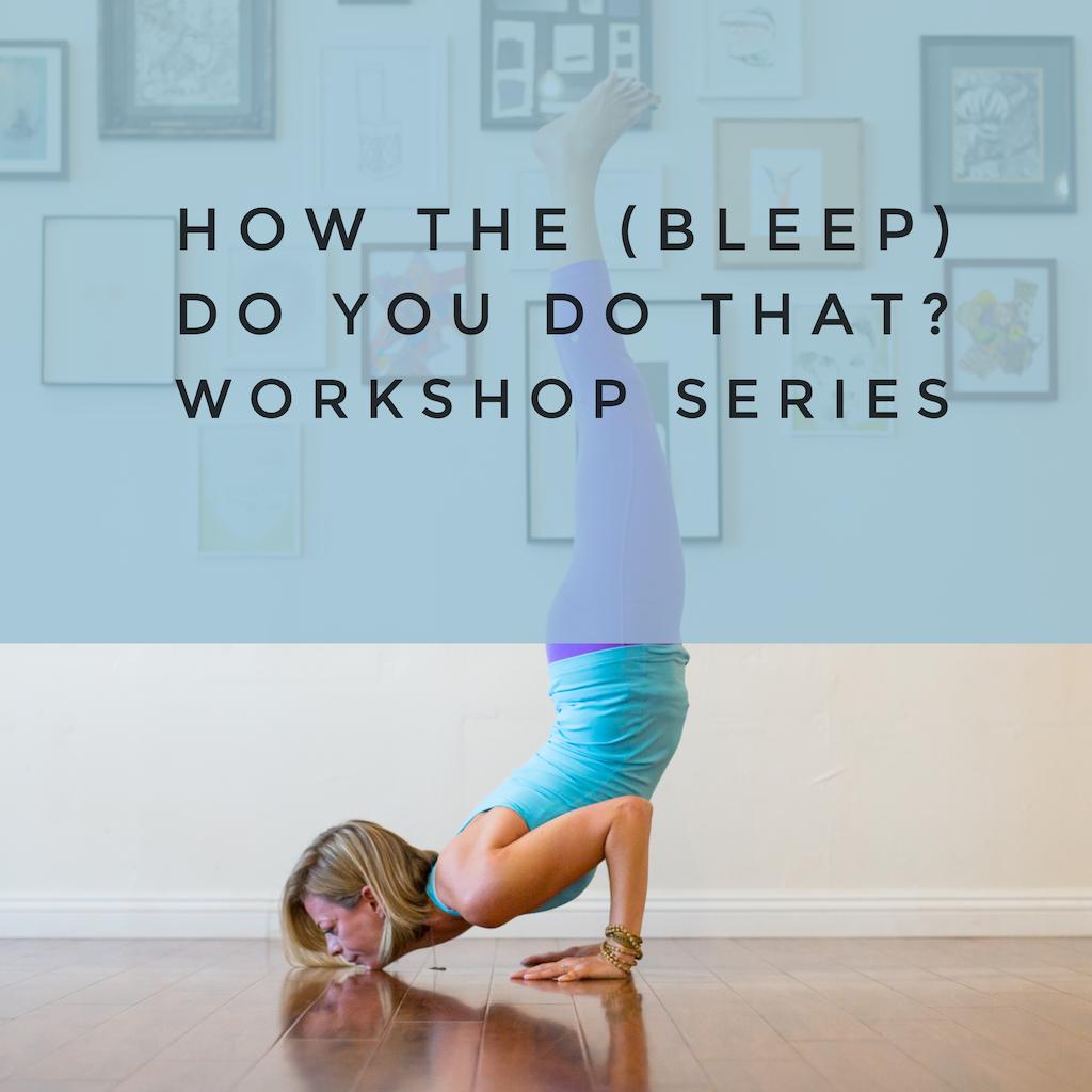 Advanced Yoga Workshop
