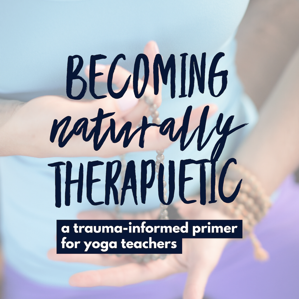 Trauma Informed Yoga Training