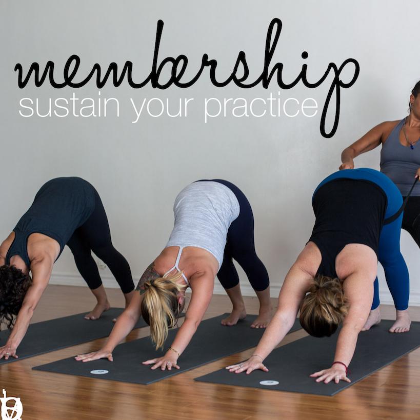 Membership at The Yoga Harbor